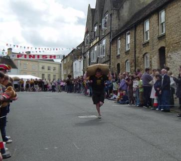 events around Tetbury